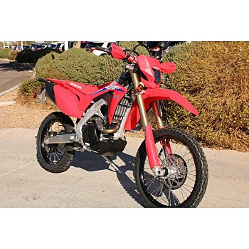 2021 Honda CRF450R for sale 201016215