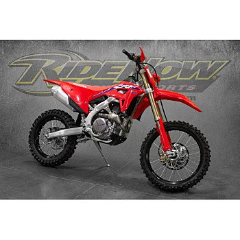 2021 Honda CRF450R for sale 201019565