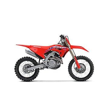 2021 Honda CRF450R for sale 201030932