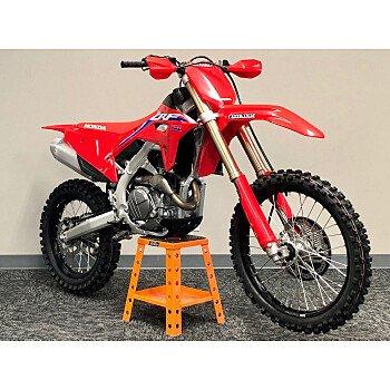 2021 Honda CRF450R for sale 201037729