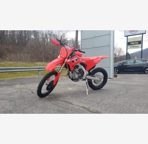 2021 Honda CRF450R for sale 201041095