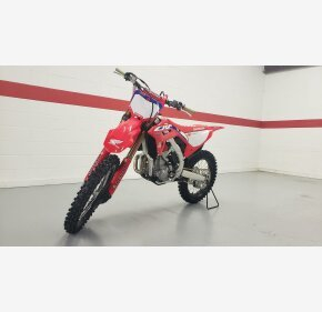 2021 Honda CRF450R for sale 201047345
