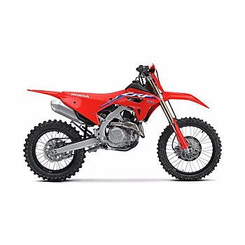 2021 Honda CRF450R for sale 201064843