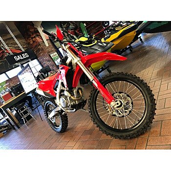 2021 Honda CRF450R for sale 201064845