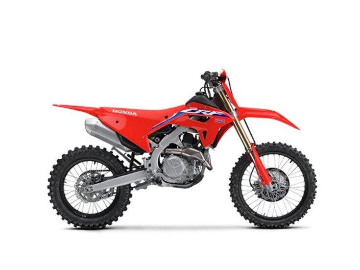 2021 Honda CRF450R for sale 201075054