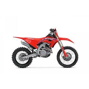 2021 Honda CRF450R for sale 201087555