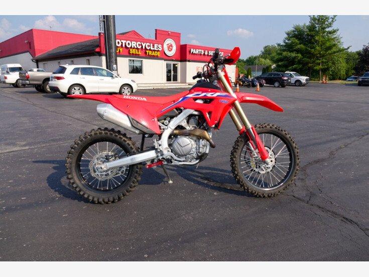 2021 Honda CRF450R for sale 201114697