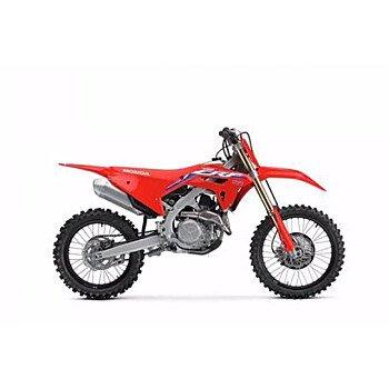 2021 Honda CRF450R for sale 201122850
