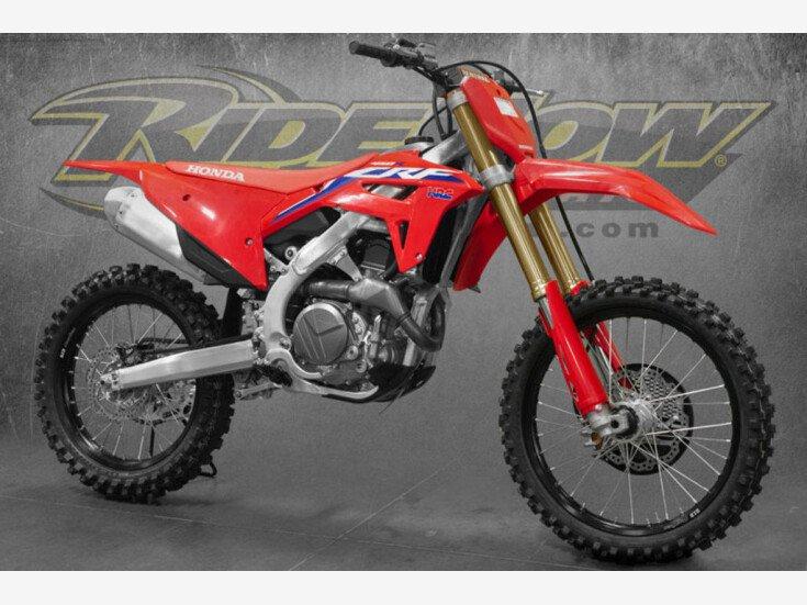 2021 Honda CRF450R for sale 201149187