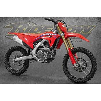 2021 Honda CRF450R for sale 201149188