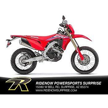 2021 Honda CRF450RL for sale 200953635
