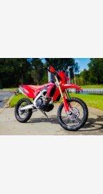 2021 Honda CRF450RL for sale 200999276