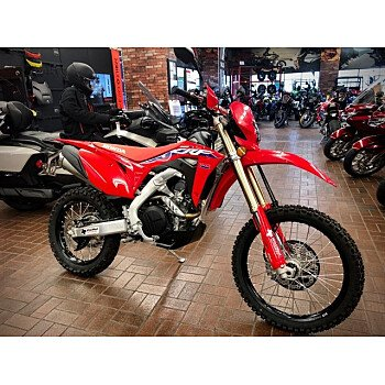 2021 Honda CRF450RL for sale 201064840