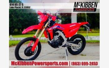 2021 Honda CRF450RL for sale 201066536