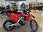 2021 Honda CRF450RL for sale 201159016