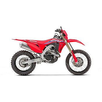 2021 Honda CRF450X for sale 200965594