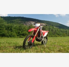 2021 Honda CRF450X for sale 201020496