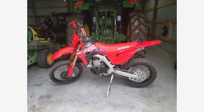 2021 Honda CRF450X for sale 201089201