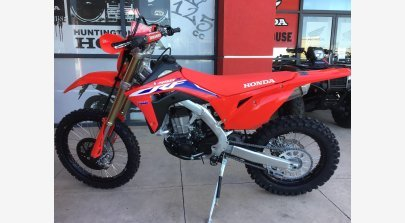 2021 Honda CRF450X for sale 201152333