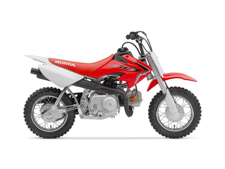 2021 Honda CRF50F 50F specifications