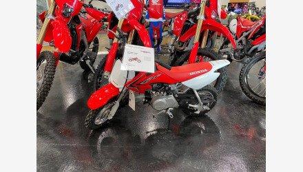 2021 Honda CRF50F for sale 200929915