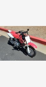2021 Honda CRF50F for sale 200930965