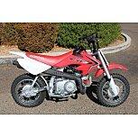 2021 Honda CRF50F for sale 200947855