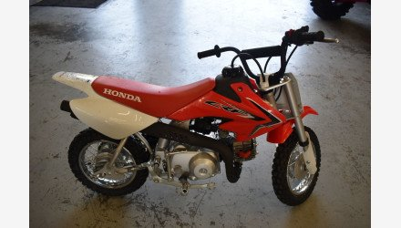 2021 Honda CRF50F for sale 200964393