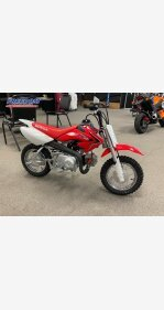 2021 Honda CRF50F for sale 201024720