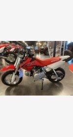2021 Honda CRF50F for sale 201052129