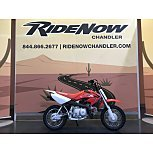 2021 Honda CRF50F for sale 201058468