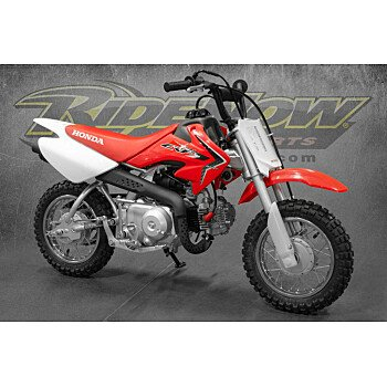 2021 Honda CRF50F for sale 201081498
