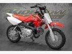 2021 Honda CRF50F for sale 201081499