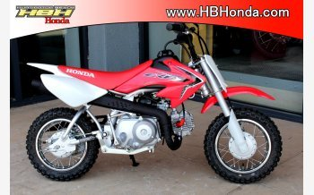 2021 Honda CRF50F for sale 201085768
