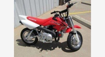 2021 Honda CRF50F for sale 201086128