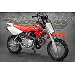 2021 Honda CRF50F for sale 201086641
