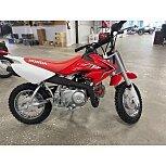 2021 Honda CRF50F for sale 201096670