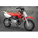 2021 Honda CRF50F for sale 201105505