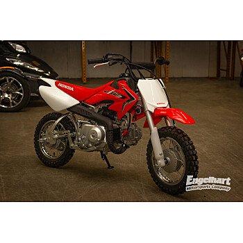2021 Honda CRF50F for sale 201155560