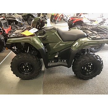 2021 Honda FourTrax Foreman Rubicon for sale 200930826