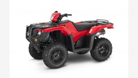 2021 Honda FourTrax Foreman Rubicon for sale 201000011