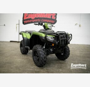 2021 Honda FourTrax Foreman Rubicon 4x4 EPS for sale 201039313