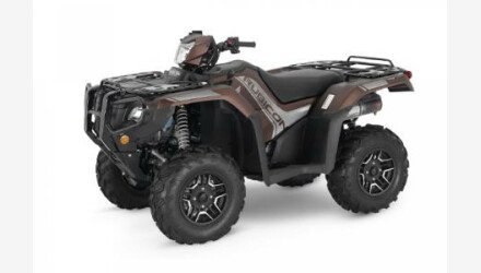 2021 Honda FourTrax Foreman Rubicon 4x4 Automatic DCT EPS Deluxe for sale 201041342