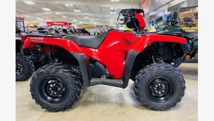 2021 Honda FourTrax Foreman Rubicon 4x4 Automatic DCT EPS Deluxe for sale 201042885