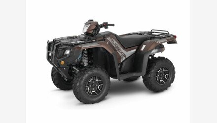 2021 Honda FourTrax Foreman Rubicon 4x4 Automatic DCT EPS Deluxe for sale 201046033