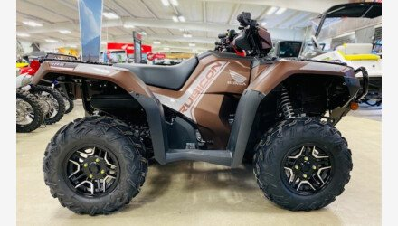 2021 Honda FourTrax Foreman Rubicon 4x4 Automatic DCT EPS Deluxe for sale 201046465