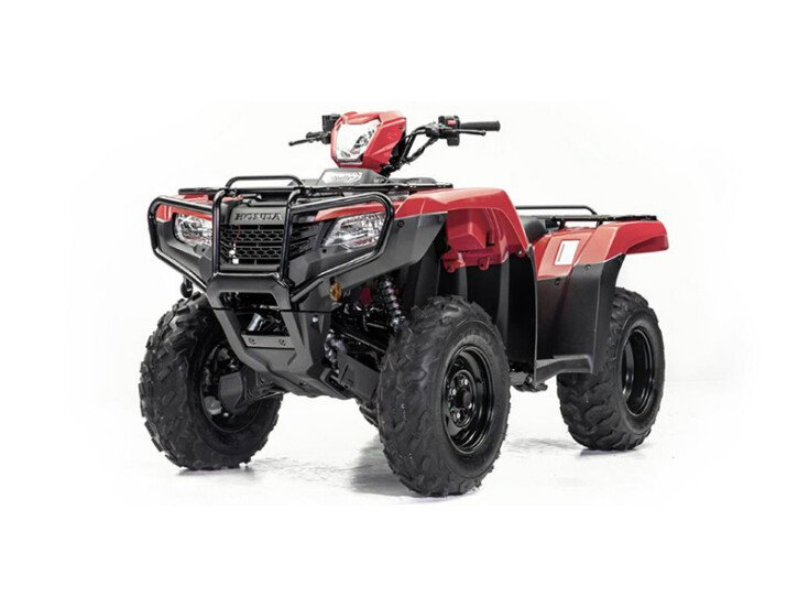 2021 Honda FourTrax Foreman 4x4 EPS specifications