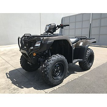 2021 Honda FourTrax Foreman 4x4 ES EPS for sale 200986670