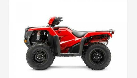 2021 Honda FourTrax Foreman for sale 201025289