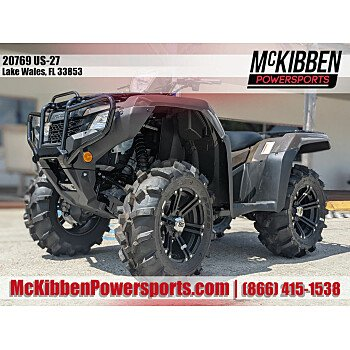 2021 Honda FourTrax Foreman for sale 201026016